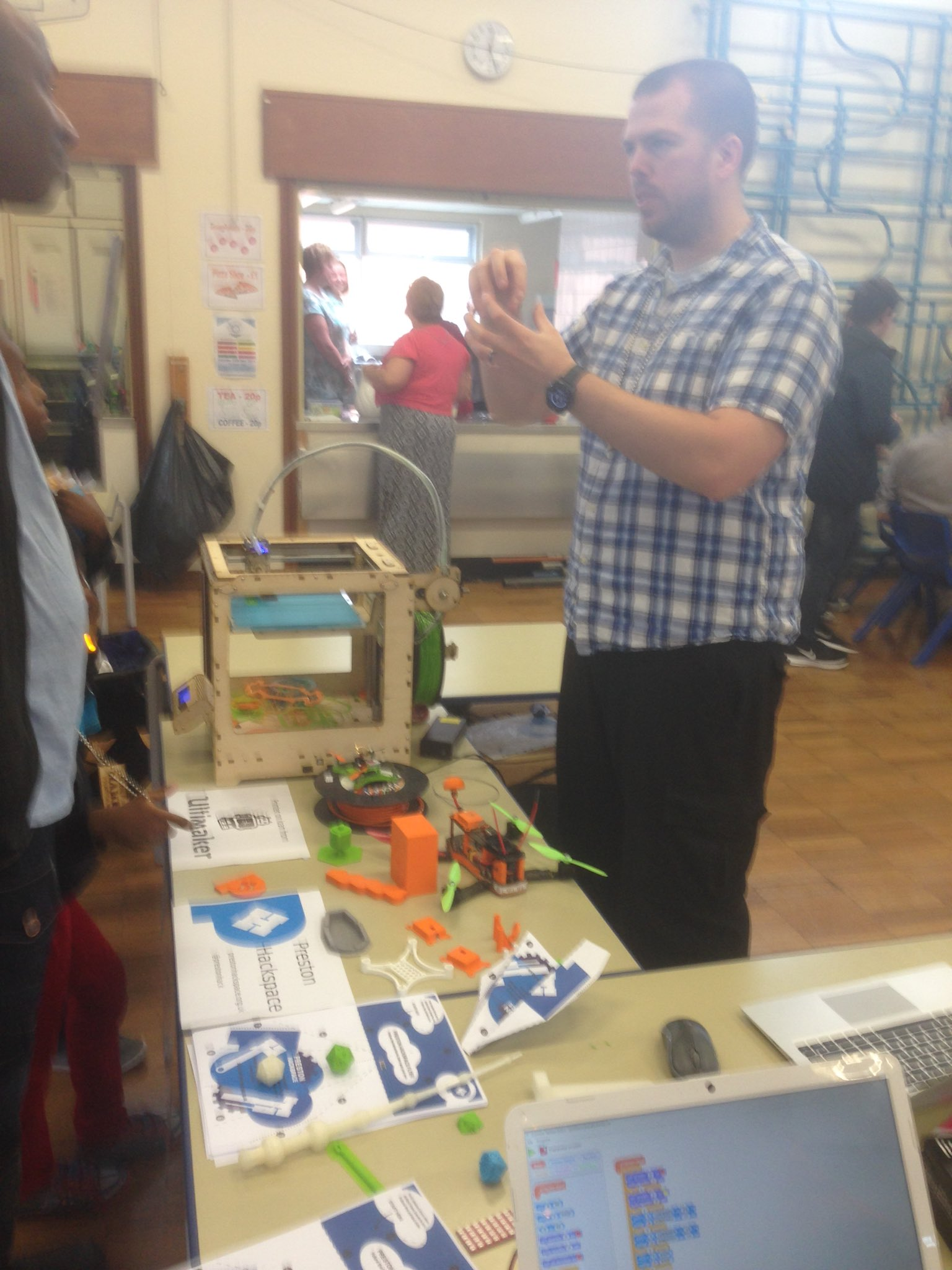 Preston Hackspace 3D Printer